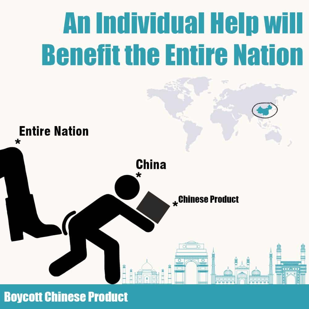boycott china products